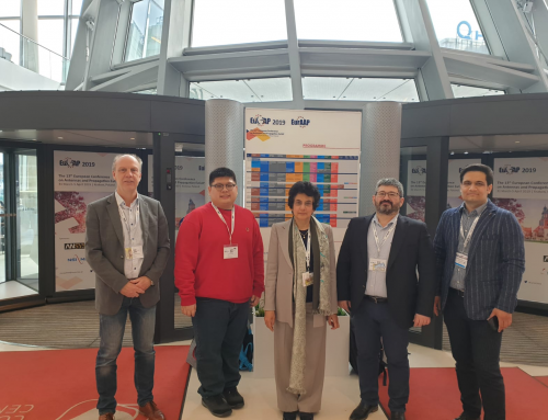 WaveComBErs at EuCAP 2019, Krakow, Poland
