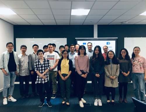 is3DMIMO – WaveComBE Joint Workshop in Sheffield!