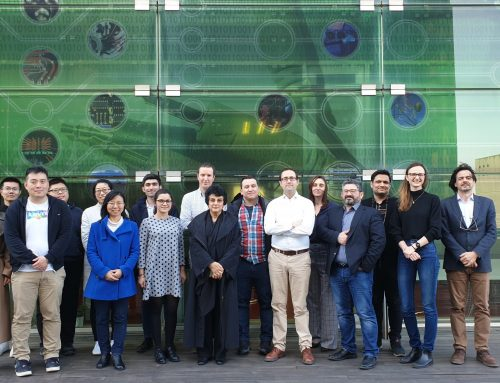 4th WaveComBE Project Magement Committee Meeting in Valencia