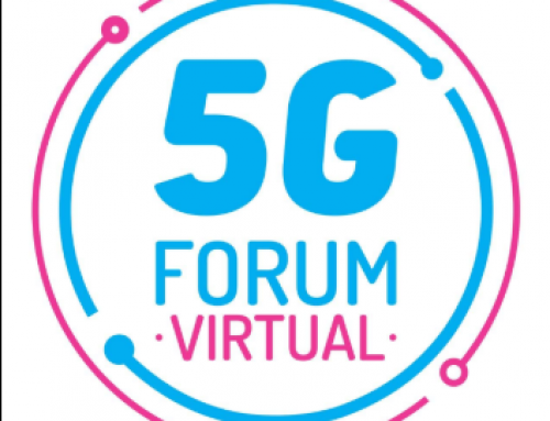 WaveComBE presences in 5G Forum